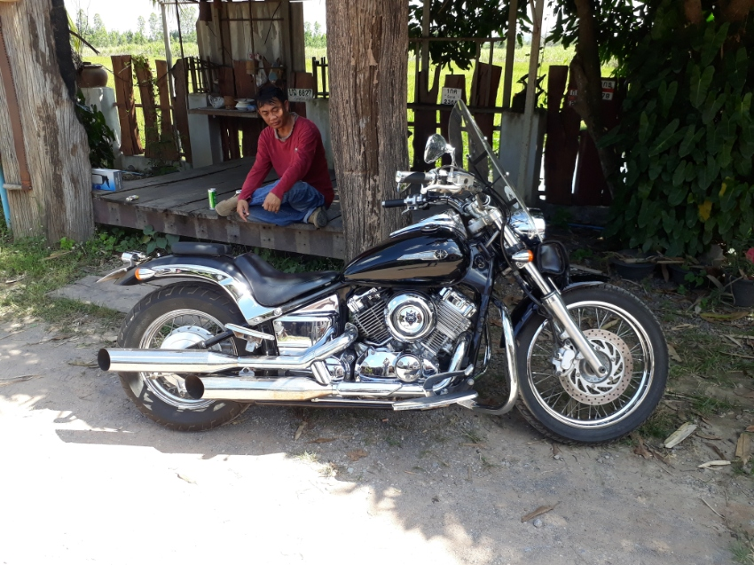 dragstar 400cc for sale