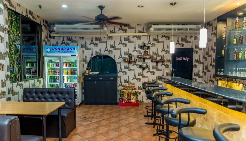 New Renovate Restaurant in Yensabai Area Pattaya