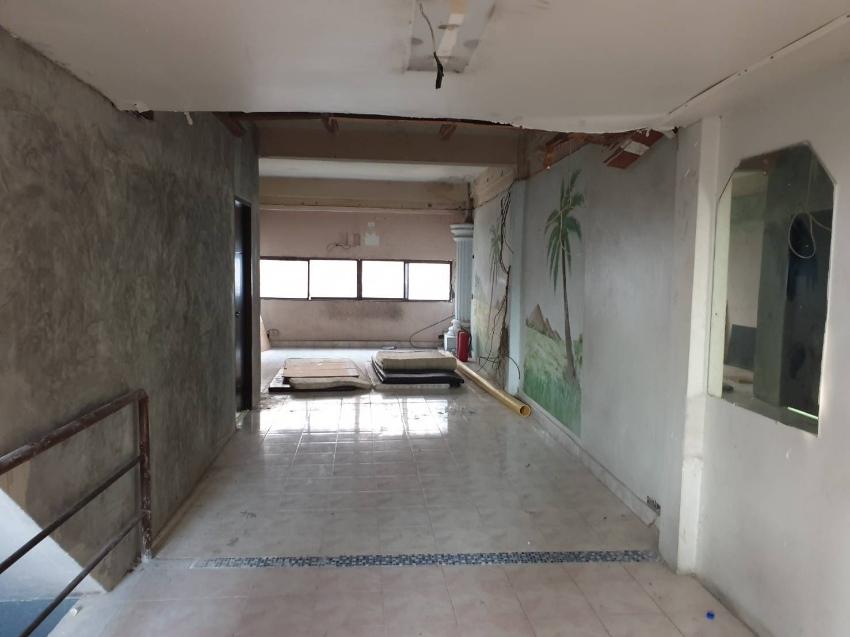 Emty 1 Unit 2 Floor Building For Rent in Soi 6 Pattaya