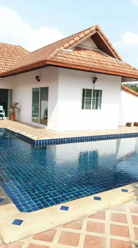 Three Bedroom Villa with Private Pool PRICE REDUCED TO 23,000 BAHT