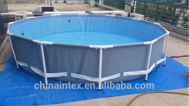 intex free standing pool4,15 m