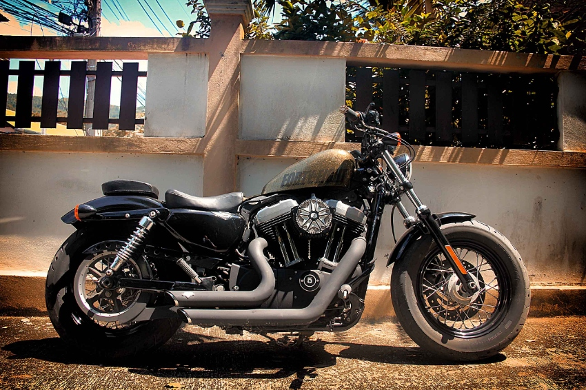 Harley Davidson 48 Forty Eight MUST SEEN