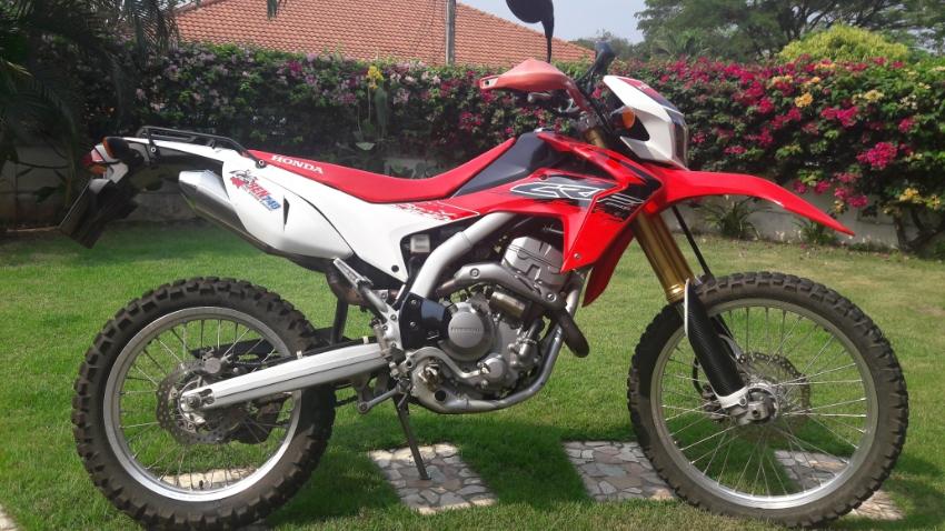 Honda CRF 250L   REDUCED