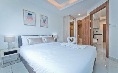 Laguna Beach Resort 2 – Pool View 1 Bed for Rent! 13.000 THB/Month