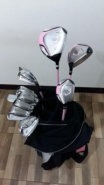 golf full set for ladies