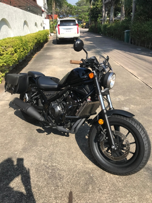 Honda Rebel 500, Special Edition