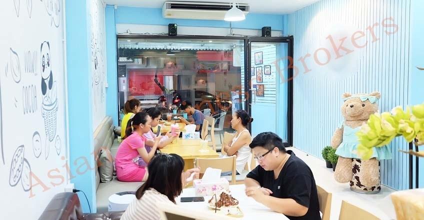 0126002 Established Franchiser Milk and Food Cafe in Chok Chai 4