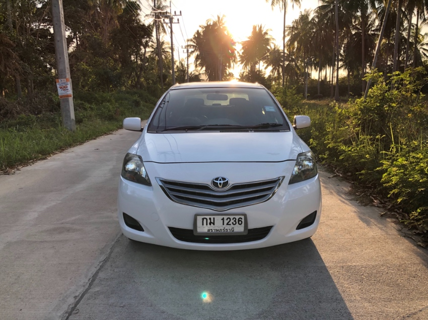 2012 Toyota Vios E AT 50th Anniversary