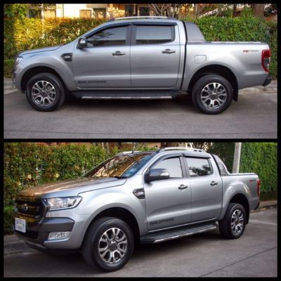 Ford Ranger Wildtrak 2.2 First Class Insurance Until July 2020