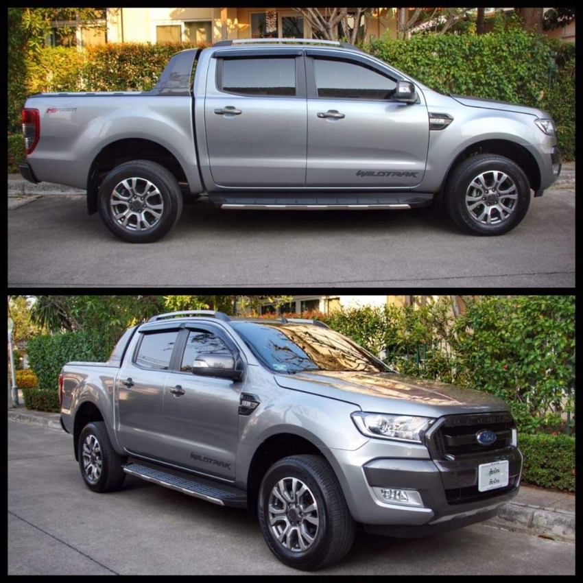Ford Ranger Wildtrak 2.2 First Class Insurance Until July