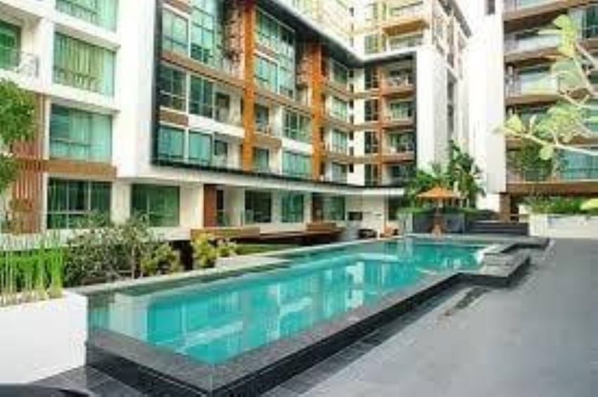 Spacious One Bedroom Central Pattaya