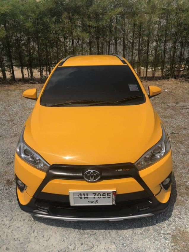 Sell ​​TOYOTA YARIS ECO