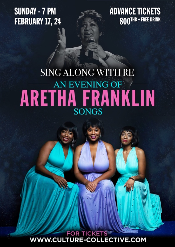 Cabaret:  An evening of Aretha Franklin Songs