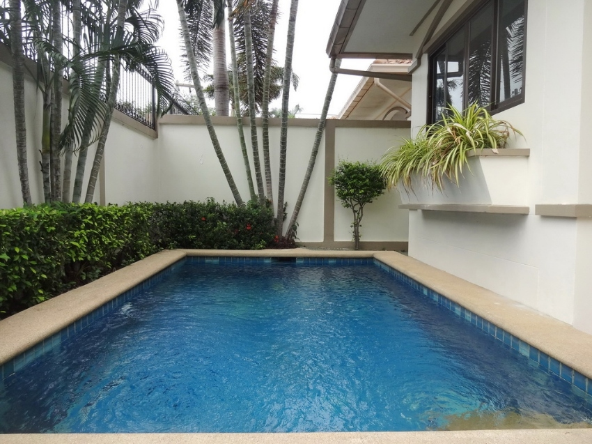 3 Bedroom house with private pool (Jomtien, Pattaya)