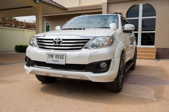 Toyota Fortuner Trd 4 X 4 Automatic 62,000 Km 2014, One Of A Kind