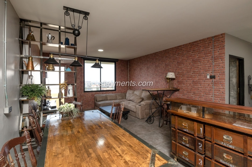 2 Bedroom Loft Style Designer Condo At The Trio for Sale