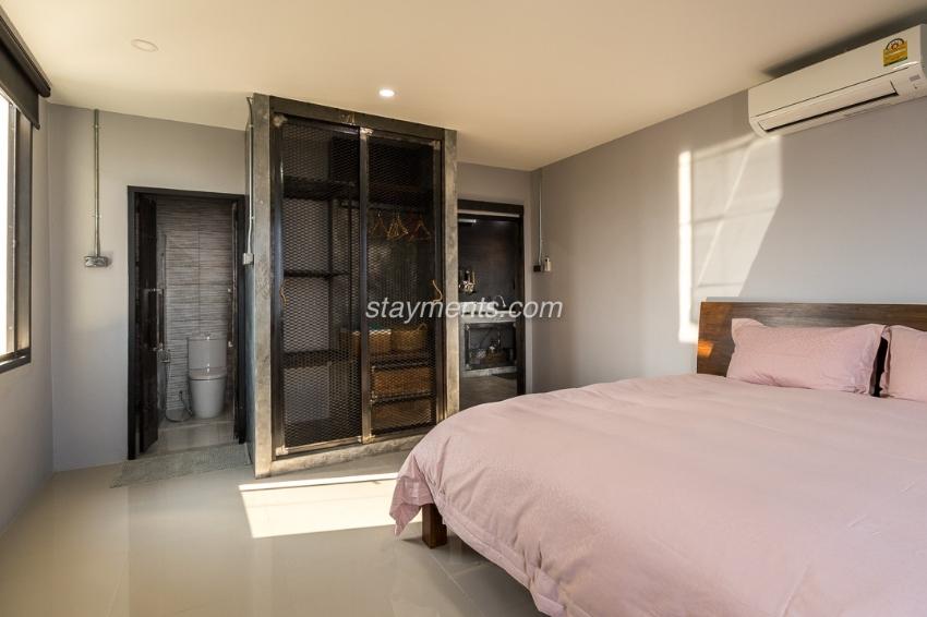 2 Bedroom Loft Style Designer Condo At The Trio for Sale