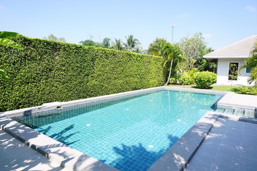 EXCEPTIONAL, SPACIOUS, 4 BEDROOM POOL VILLA