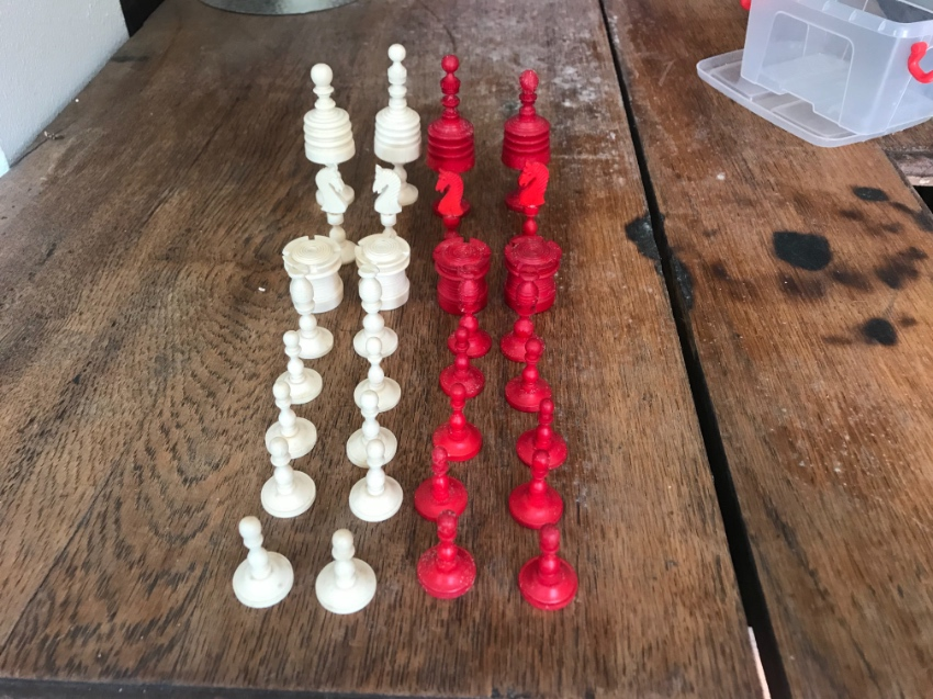 Ivory chessgame