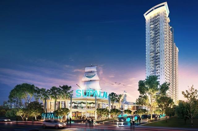 Supalai Mare Condo Pattaya For Rent