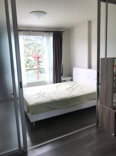MT-0124 - Condo Dcondo Campus  for rent with 1 bedroom, 1 bathroom