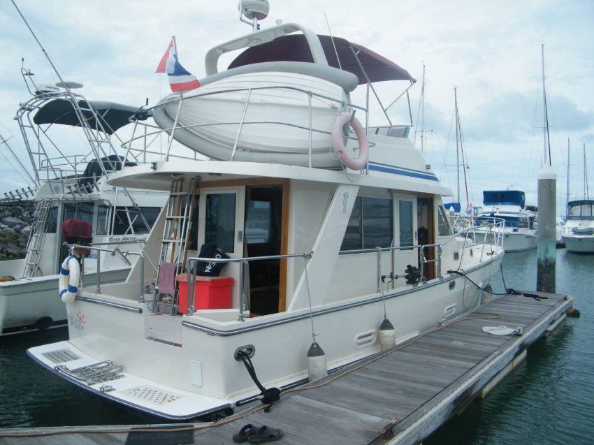 2007 Seahorse Trawler