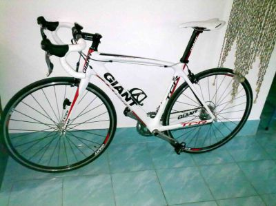 Bicycle Giant TRC Composite 53 cm Frame Shimano 105