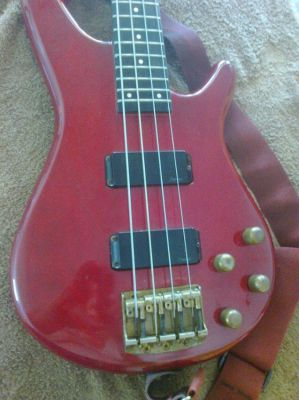 Ibanez MC-924 Bass, made 1986