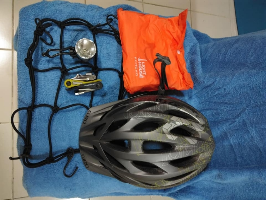 Trinx bicycle 21 gears and many extras
