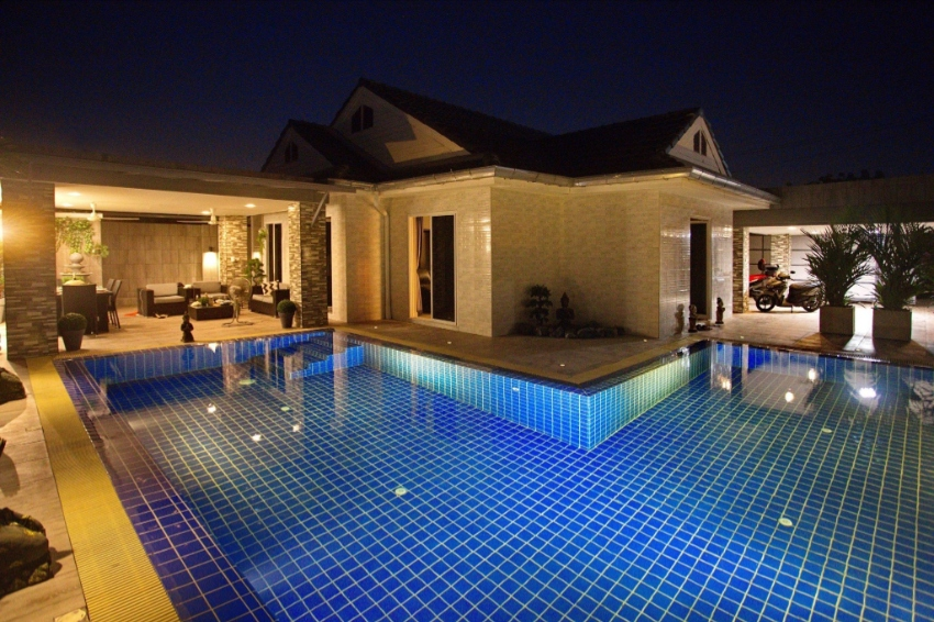 Poolvilla For sale in Huay Yai Finance by owner up to 30 year