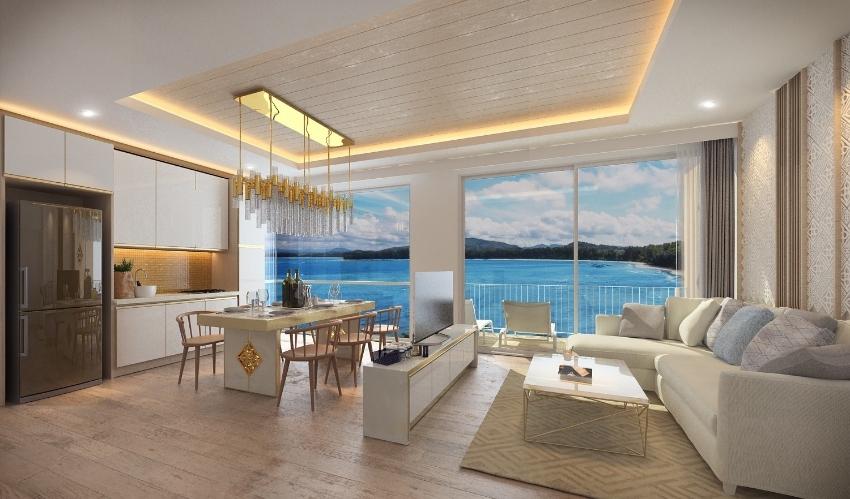 Luxury Beachfront Units