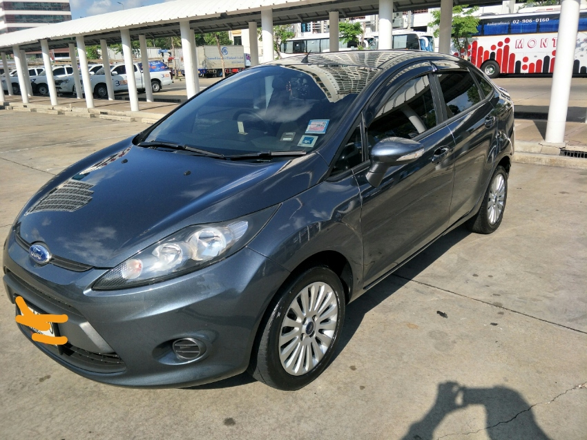 Very Good condition Ford Fiesta 2011 for Sale