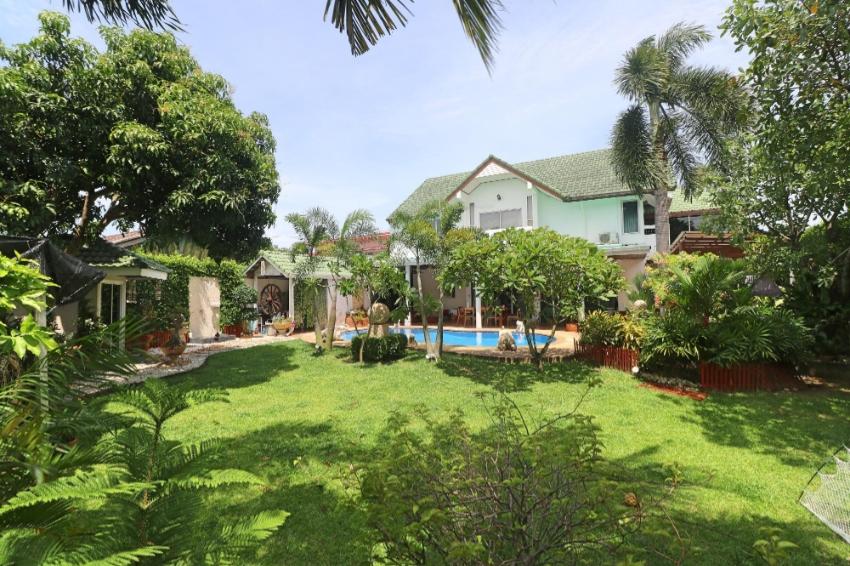 Pool-villa in Pattaya