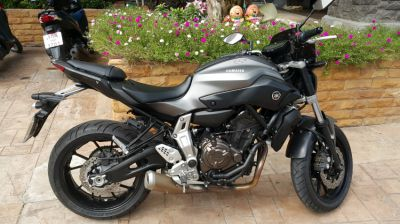 Yamaha MT 07 For Sale