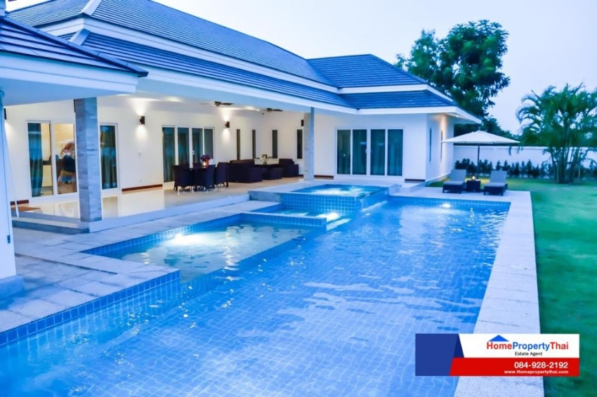 Beautiful Pool Villa rental