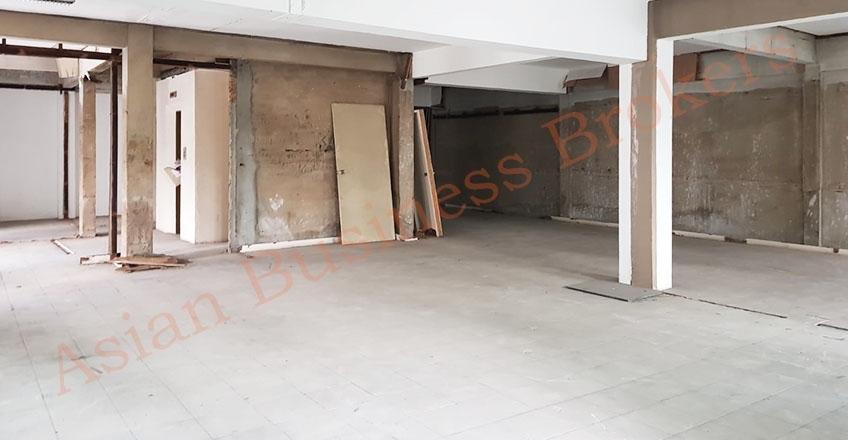 0109033 Silom Road Upper Floors of Building for Rent