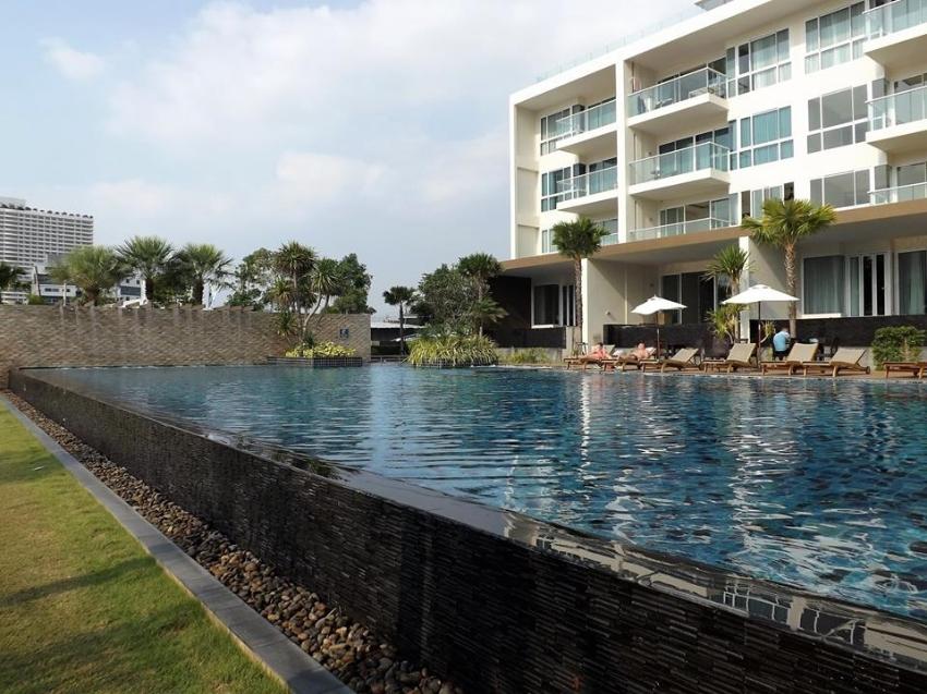 Cetus Beach front  Jomtien Pattaya 1 Bedroom For Sale