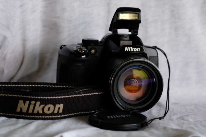 Nikon P520 (Coolpix P520) GPS 42X 18.1MP