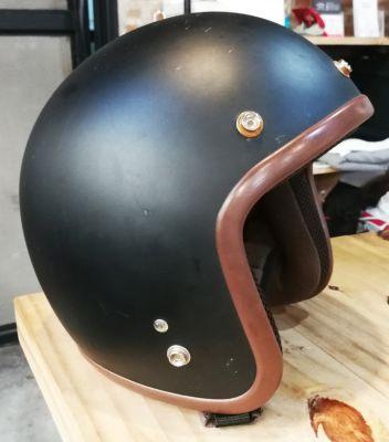 Helmet for motorbike - second hand