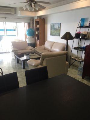 Seafront big 1 bedroom at Wongamat Pattaya
