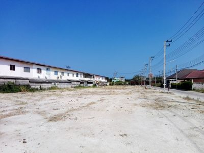 5 Cha-am Town Center Home Development Plots 122 TW to 130 TW Each