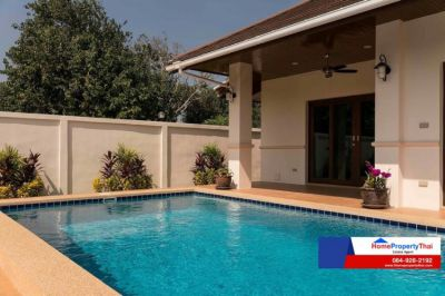 Beautiful Pool Villa for sale