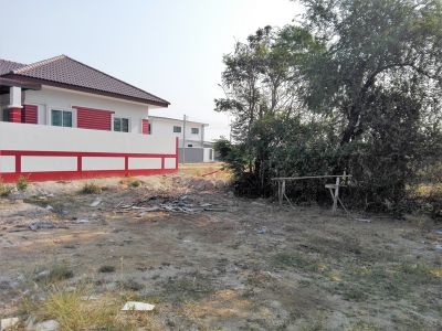 100 TW (400 sqm.) Cha-am Town Center Home Building Plot