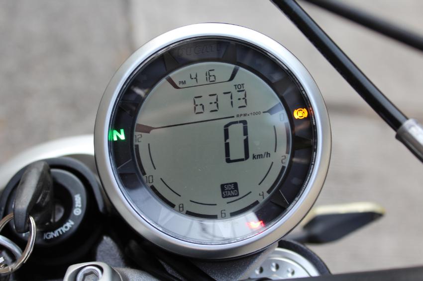 2016 Ducati Urban Warrior For Sale