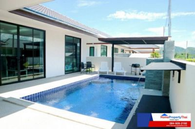 Pool Villa for rent
