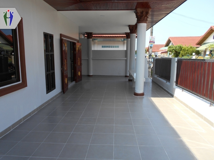 Single House for Rent Tungklom-Tanmon Pattaya No furnished