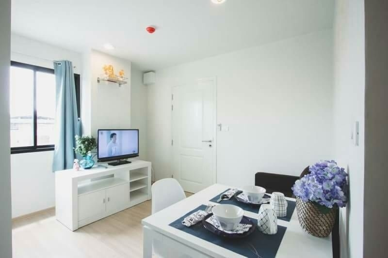 Condo near BTS Bearing, Sukhumvit109 road, comfortable