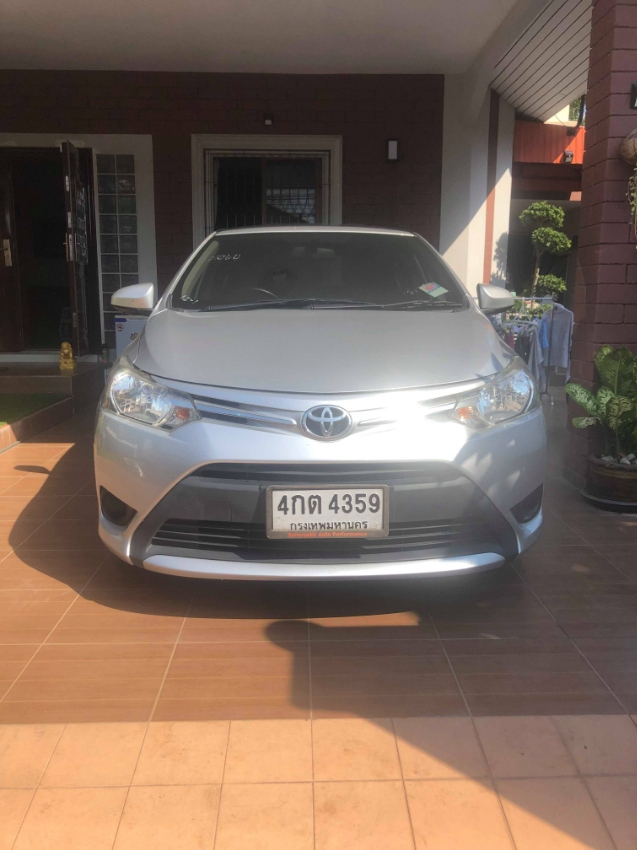 TOYOTA VIOS FOR SALE OR LONG TERM RENT