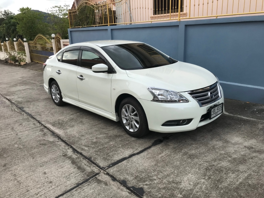 NISSAN SYLPHY 1.6S LOW MILLAGE (ONLY 61,243KM)