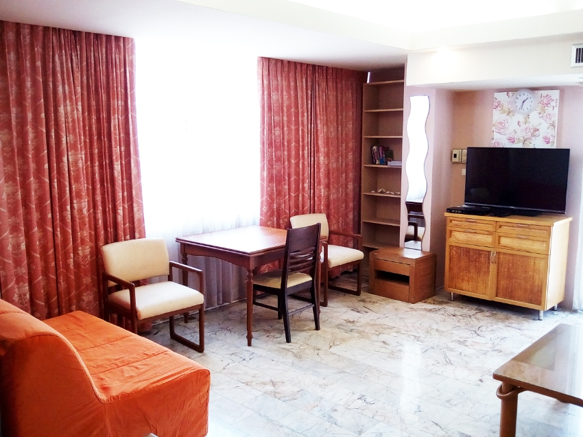 Jomtien Condotel, 80,9 m2, 1 bedroom